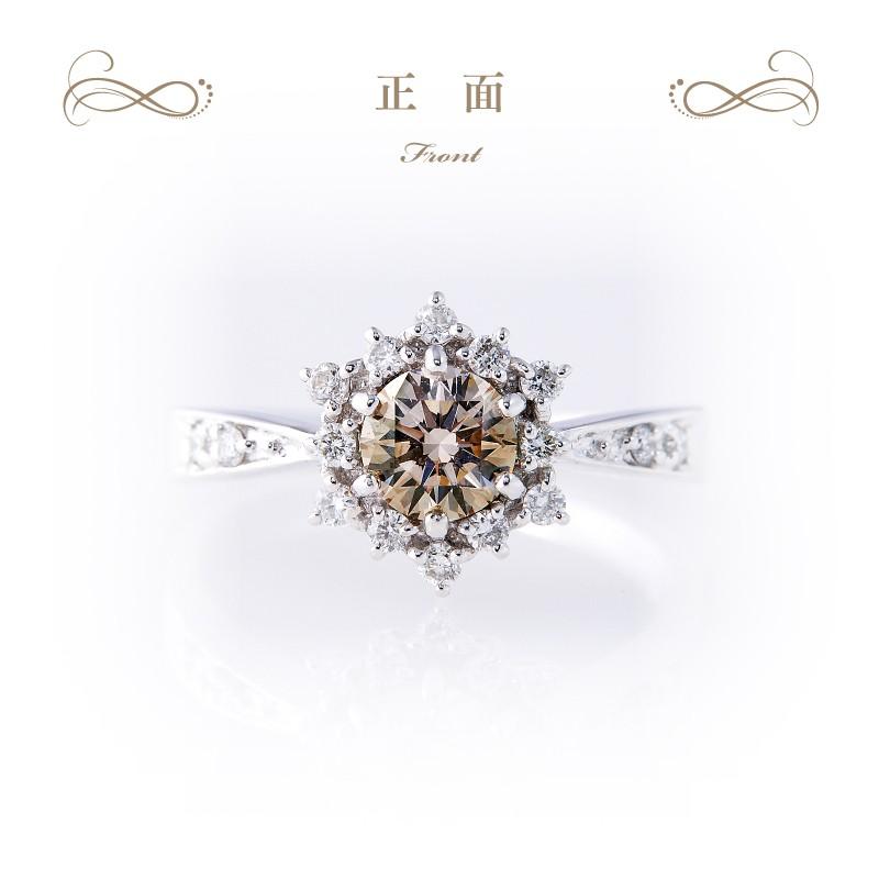 ブラウンダイヤモンド